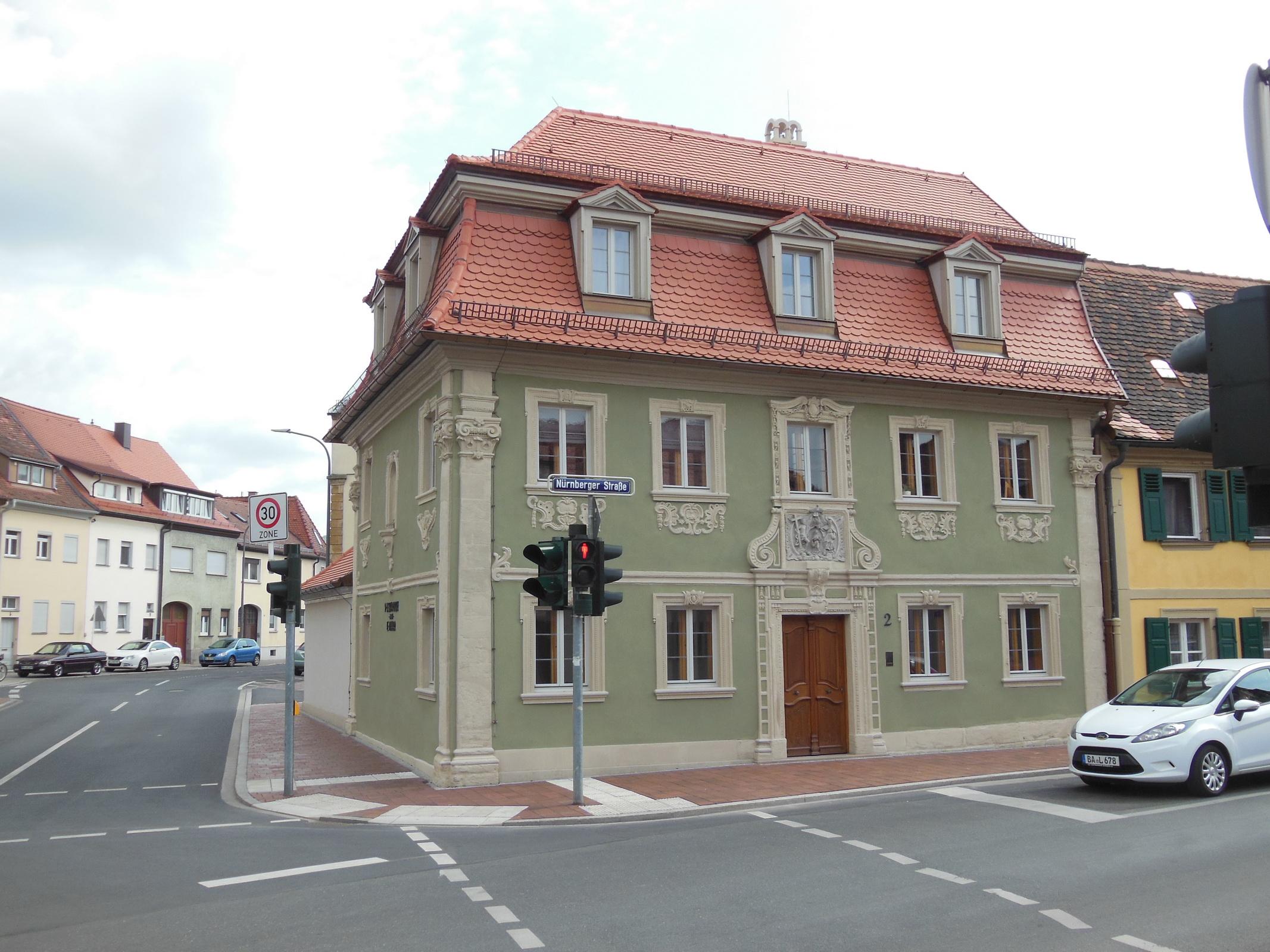 Bamberg - Nürnberger Str. 2 - Architektur Staib