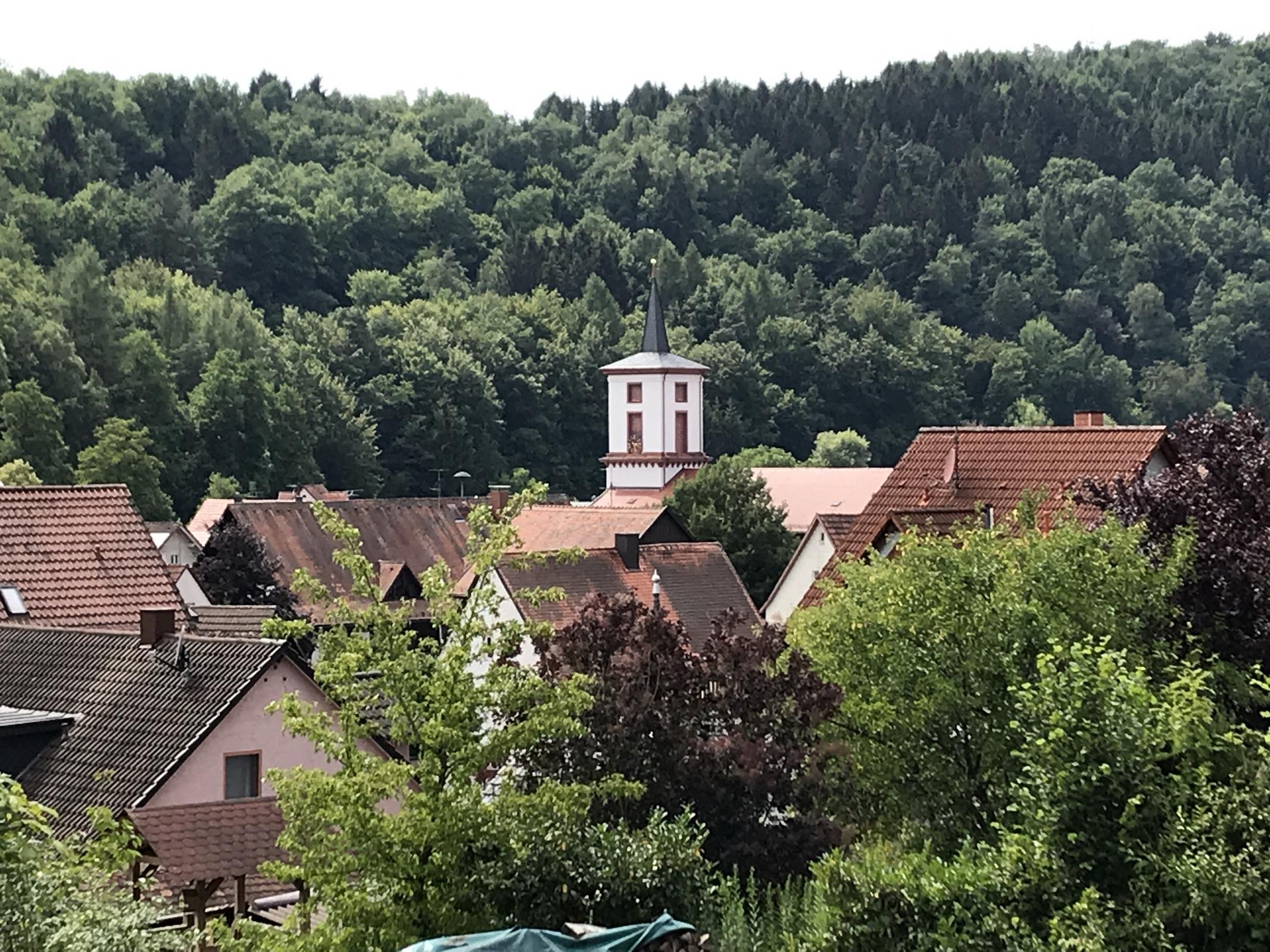 Christuskirche Partenstein Architektur Staib